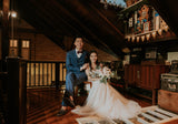 Bride Keoly - Two in One Lace Wedding Dress