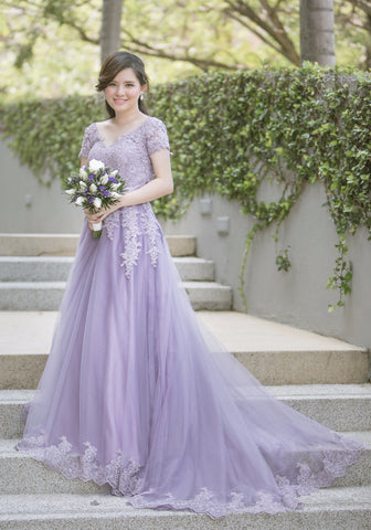 custom made evening gown malaysia