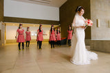 Custom made wedding dress Malaysia