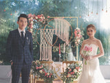 custommade wedding gown Malaysia