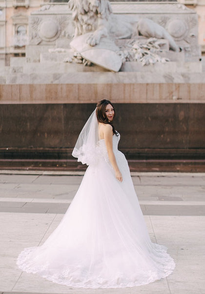convertible wedding dress Malaysia