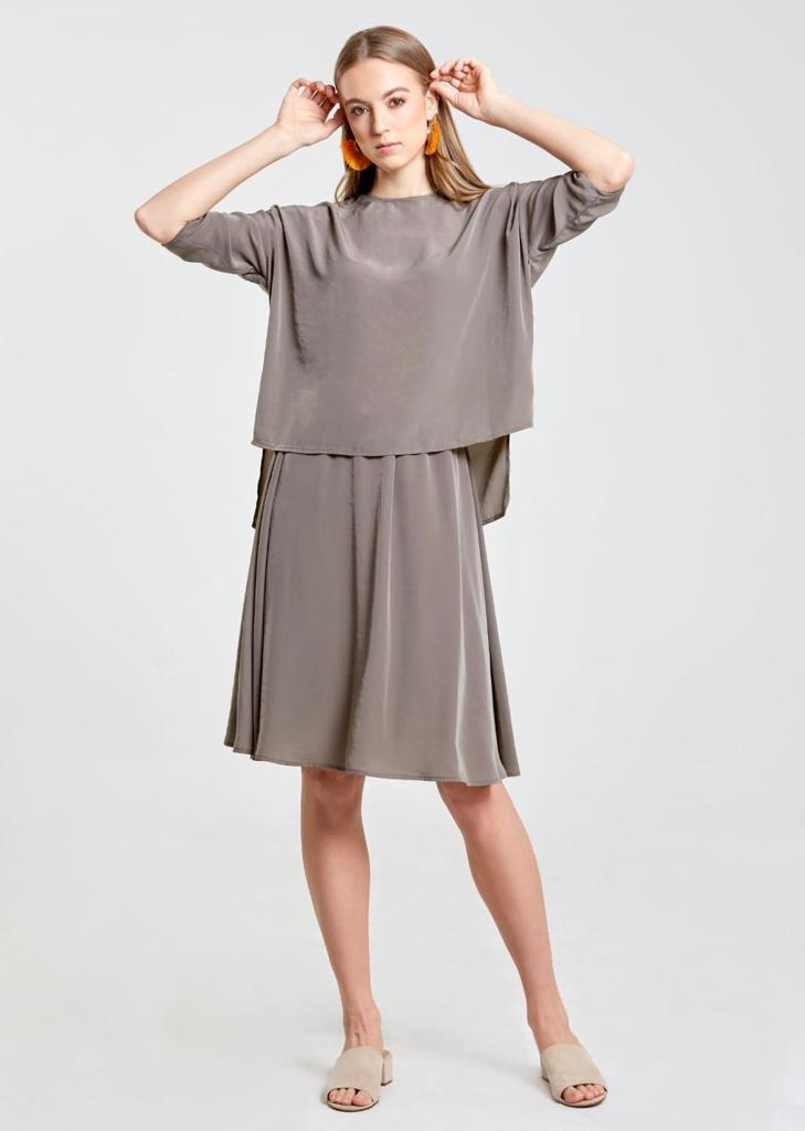 Square Top-Woven