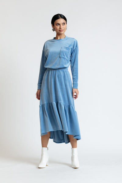 Velou HI-Low Skirt