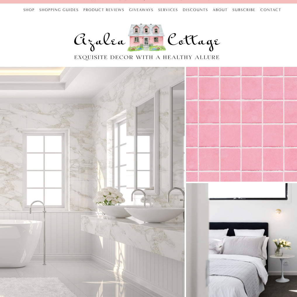 Azalea Cottage Blog reviewed our carrier!