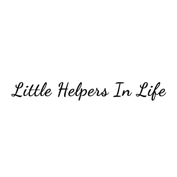 We were featured on Little Helpers In Life Blog!