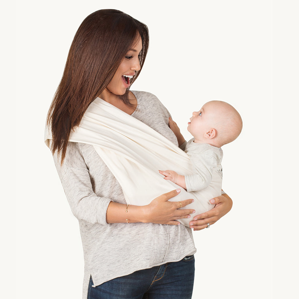 Organic Cotton Baby Carrier
