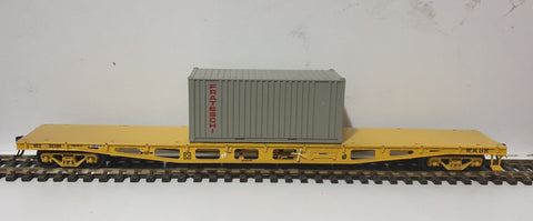 WFX/WQCX Series 1 Wagon - 3D Printed Kit - HO Scale