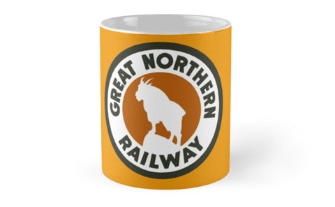 Great Northern Railway Mug