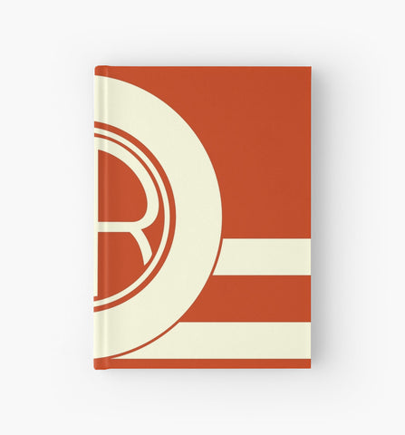 MR Hard Cover Notebook
