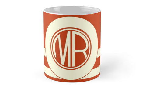 Midland Railways Mug - Red