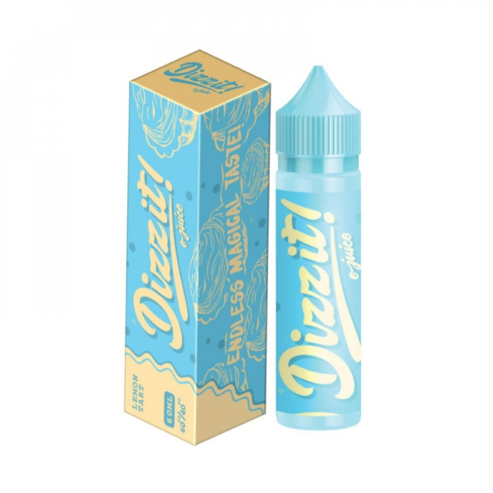 Dizz It - Lemon Tart - 2020 Vapes