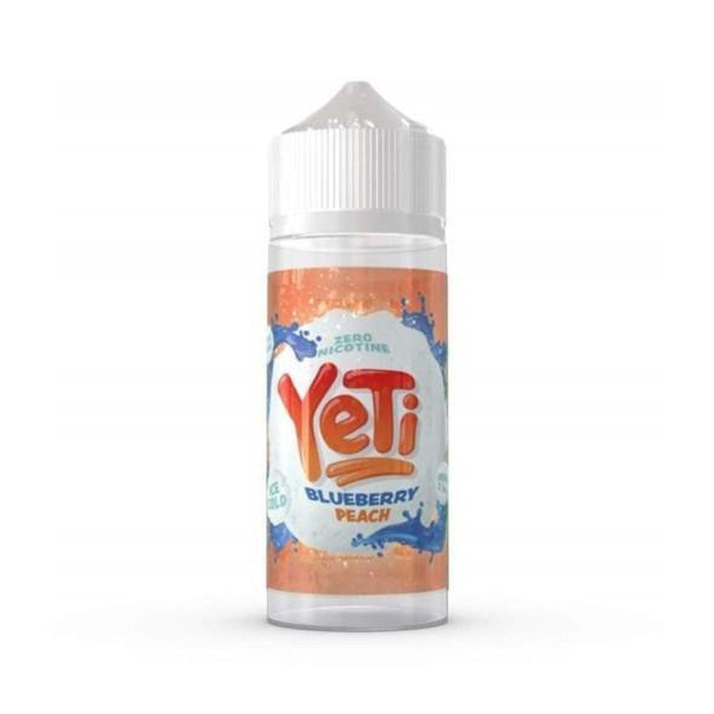 Yeti - Blueberry Peach 100ml - 2020 Vapes