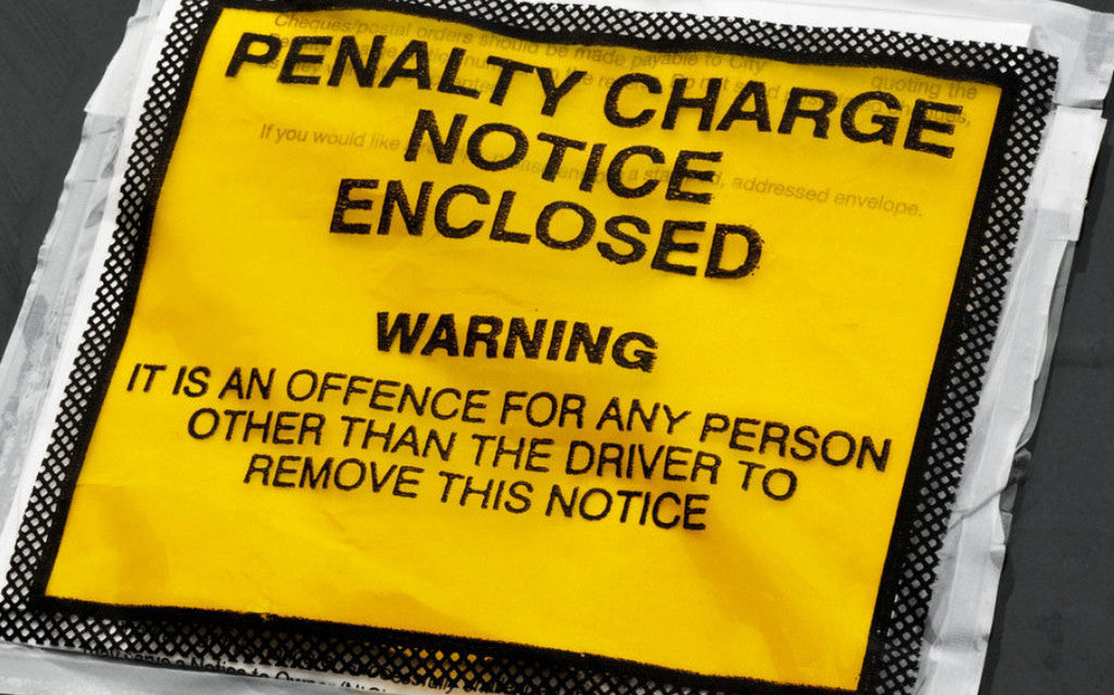 Save £££s Avoid This For Not Displaying Your Parking Ticket or Permit, for £1.99