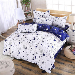 1.2M bed-2.2M Bed Bedding Sets Home Textile Ded Set Bedclothes All Kind Size Bedsheet And Duvet Set-Beddings-StyloMylo World