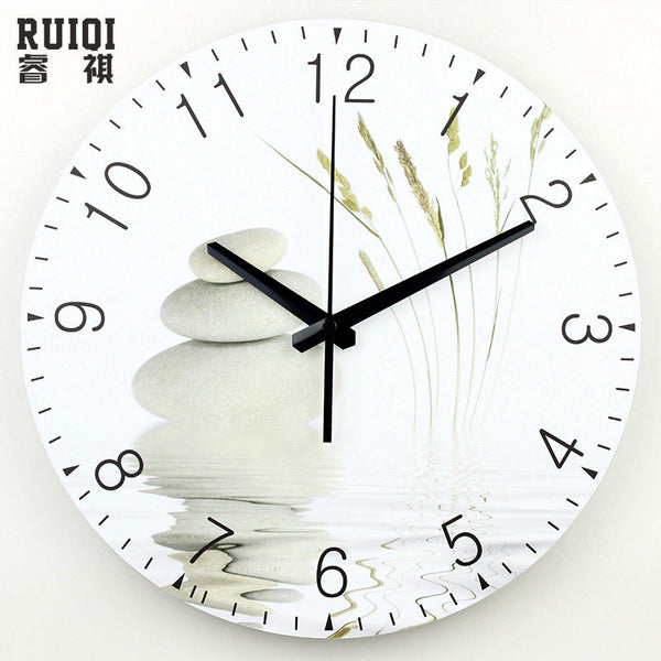 3d wall decor clock fashion-Clocks-StyloMylo World