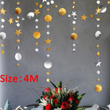 Christmas Banner 2019 Merry Christmas Decorations for Home Ornaments Tree Santa Claus Snowman Xmas Gift Happy New Year 2020 Deco