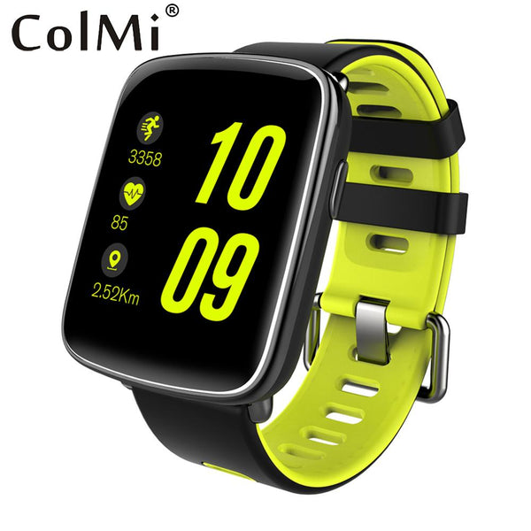 Cool GV68 Smart Watch Waterproof Ip68 Heart Rate Monitor Bluetooth Smartwatch Swimming with Replaceable Straps for IOS Android-smartwatches-StyloMylo World