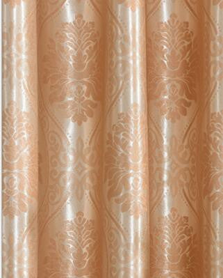 Custom Made European Thicking Jacquard Blackout Curtain Drape For Bedroom Window Blind Fabric-curtain-StyloMylo World