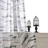 Delicate Color Printed Thick Curtain For Bedroom Living Room Cotton Drapes & Matching Sheer Custom Made Window Treatment-curtain-StyloMylo World
