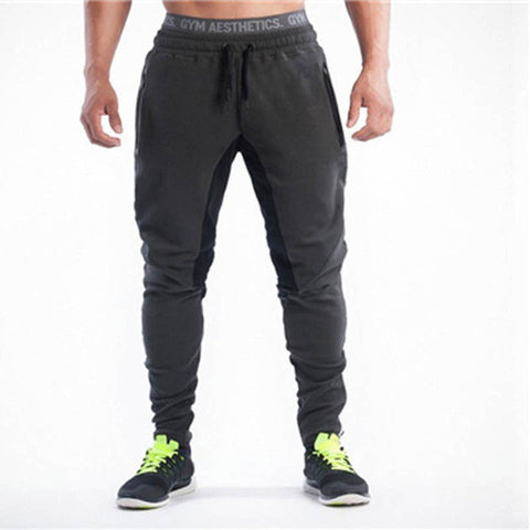 Detector Mens Sportwear Pants Fitness Brand Pants Men Clothing Pants-sports-StyloMylo World