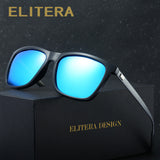 ELITERA Brand Aluminum Magnesium Polarized Men Sunglasses Vintage Eyewear Accessories Sun Glasses For Men/Women gafas de sol-sunglasess-StyloMylo World