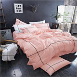 Health Home Textile Bedsheet Washable Sheet, Pillowcase and Duvet Cover-Beddings-StyloMylo World