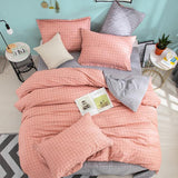Luxury pure cotton bedding set 3/4pcs bedclothes bedlinen 1.2/1.5/1.8/2.0m size Quilt duvet cover sets bedsheets cotton bedcover
