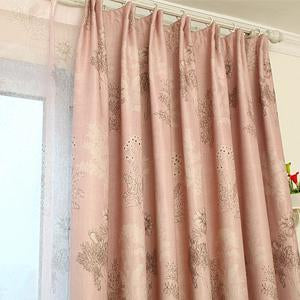 New Arrival Rustic Window Curtains For living Room Bedroom Blackout Curtains Window Treatment drapes Home Decor Free Shipping-curtain-StyloMylo World