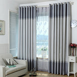 New Finished Window Blackout Curtains for Living Room the Bedroom Shade Curtain for Windows Treatment Drape Panel-curtain-StyloMylo World
