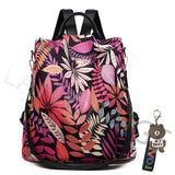 Fashion Backpack Women Shoulder Bags Large Capacity Eomen Backpack School Bags for Teenage Girls Light Ladies Travel Backpack