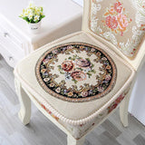 Proud Rose European Chair Cushion Coussins Chenille Seat Cushions Dining Chair Cushions Winter Thickening Seat Pads