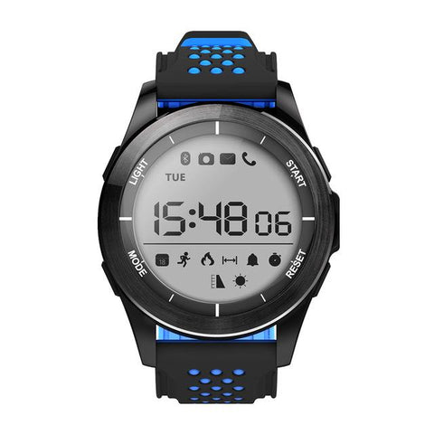 Smart Watch F3 IP68 Waterproof Altitude Meter Thermometer Pedometer Smartwatch for IOS Android-smartwatches-StyloMylo World