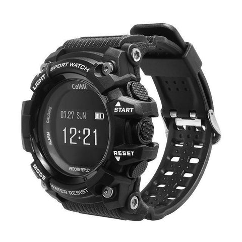 Smartwatch IP68 Heart Rate Monitor Bluetooth 4.0 Outdoor Watch T1 For iphone Android Smart Clock-smartwatches-StyloMylo World