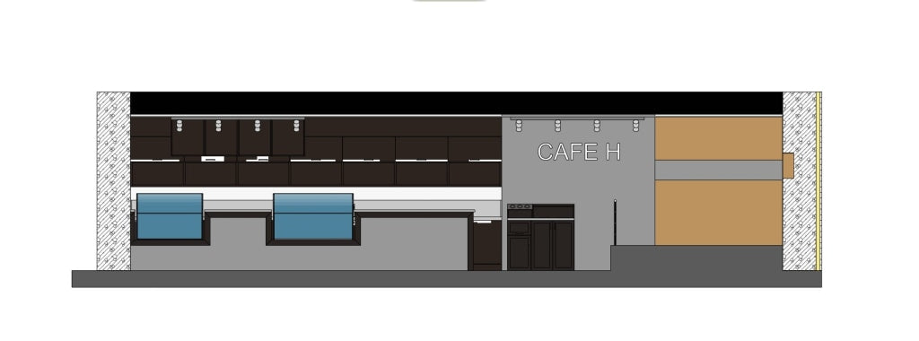 CafeH_BIM - Digital file