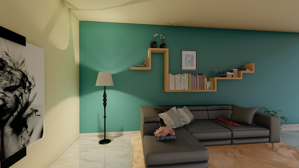 Living Room Rendering  Lumion 10 file