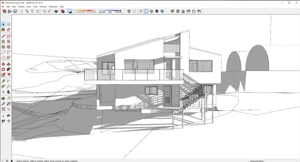 Hanchunri_House1 - Digital file