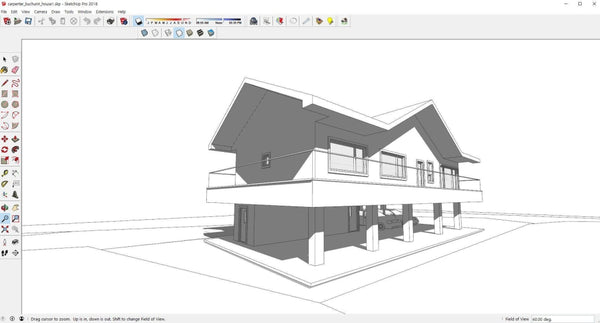 buchunri_House1 - Digital file
