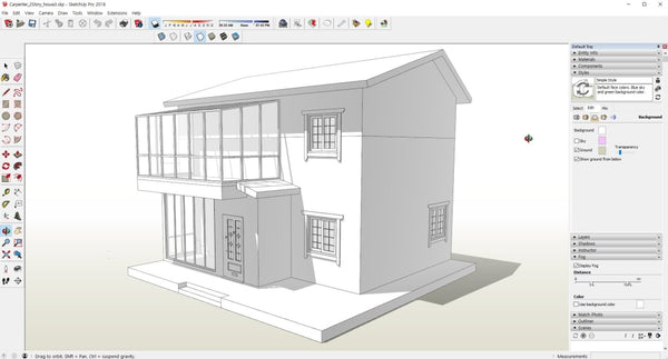 2Story_House3 - Digital file