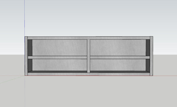 Stainless_2step_wall_shelf_1800_350_550