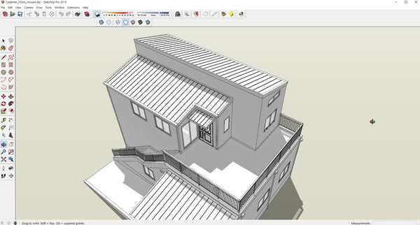 2Story_House4 - Digital file