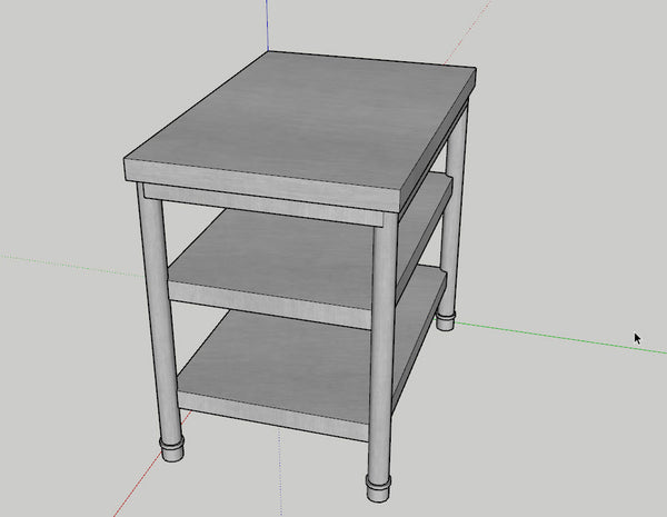 Stainless_Standing_Shelf_2step_900_600_800