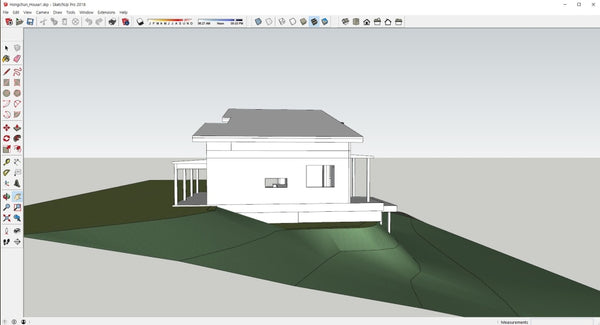 HongChun_House1 - Digital file