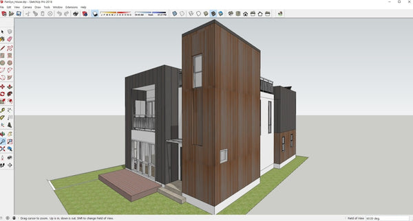 PanGyo_House - Digital file