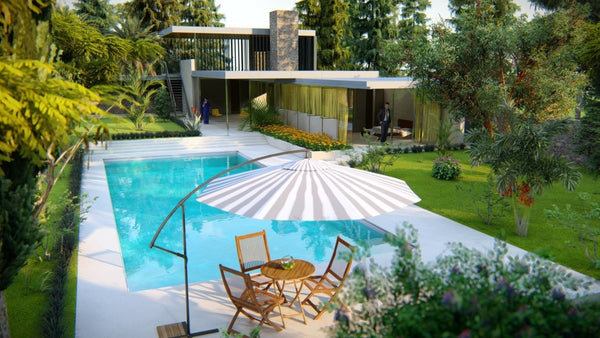 Pool_House_lumion8_file - Digital file