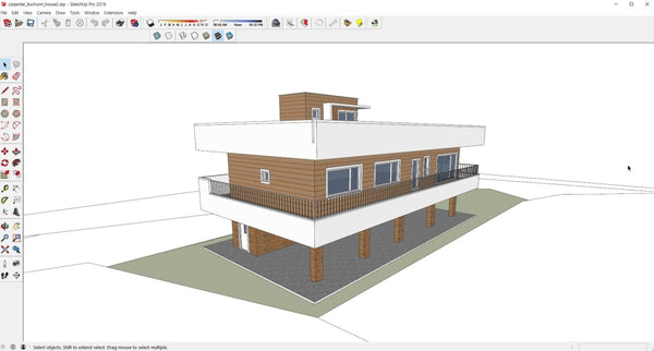 buchunri_house2 - Digital file