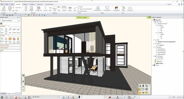 Buddy_house_BIM_file - Digital file