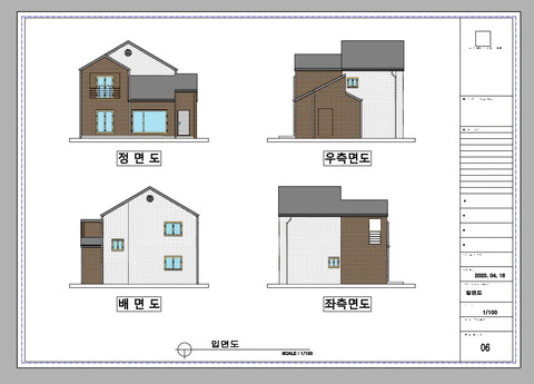 GoldHome Second House  BIM file