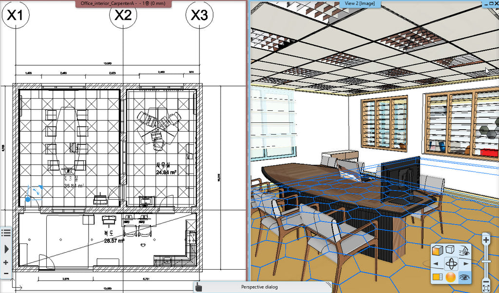 Office Design Explorer#2021