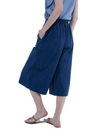Paige pants in khadi cotton