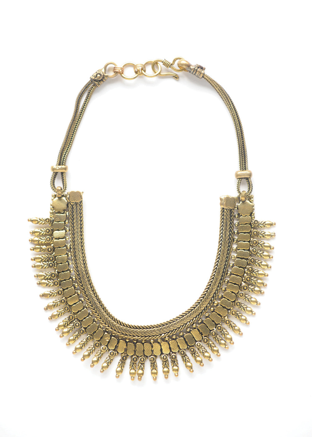 Hunt & Gather Necklace - Gold